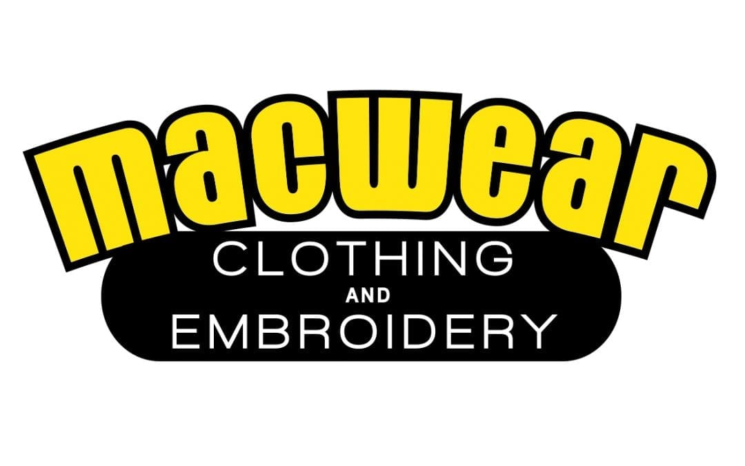 New e-commerce website for Macwear Clothing and Embroidery
