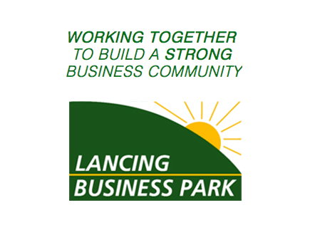 Membership website design – Lancing Business Park