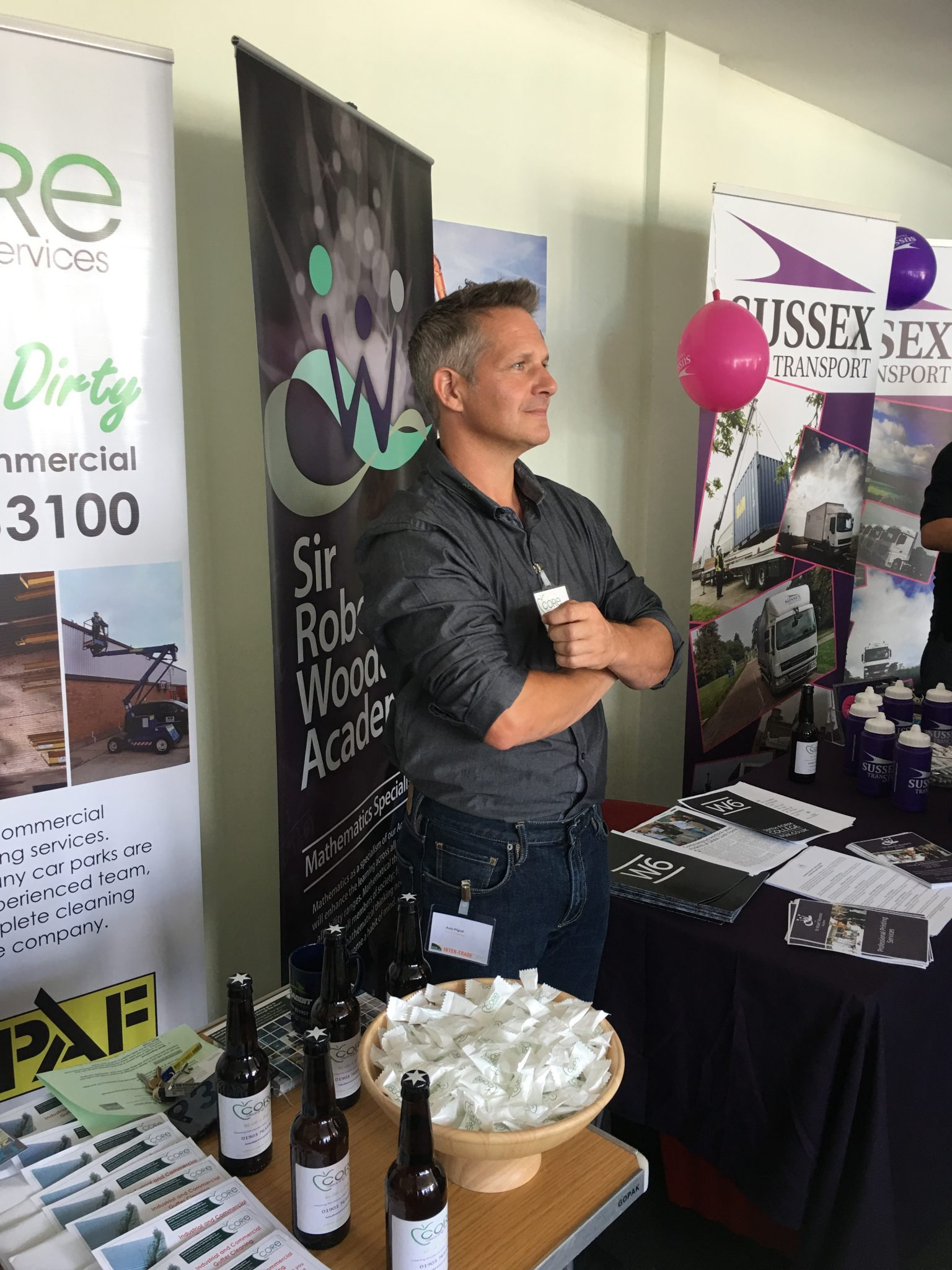 Lancing Business Park Intertrade Expo